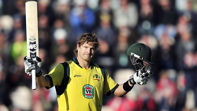 Shane Watson is in severe doubt for the start of the Ashes after injuring his hamstring against India.