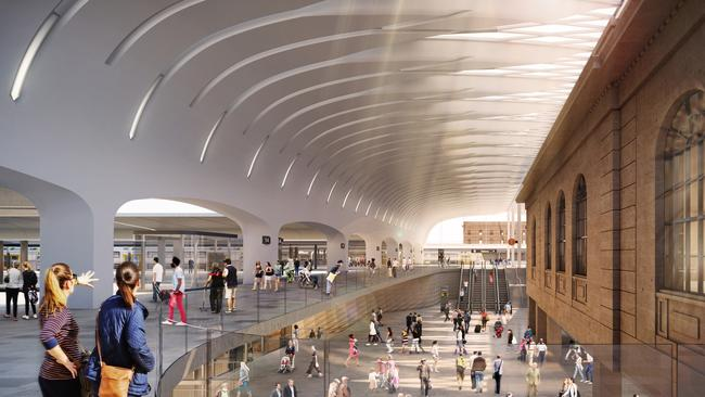 Sydney Central is about to embark on a $1bn revamp that could see it become one of the world's best stations.