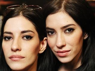 The Veronicas - Jess and Lisa Origliasso