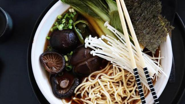 Making your own ramen bowl is easier than you'd imagine.