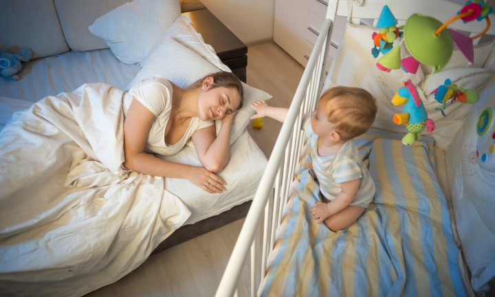 Why the 18-month sleep regression is one of the hardest