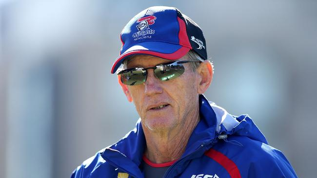 Wayne Bennett is bound for Brisbane next season.