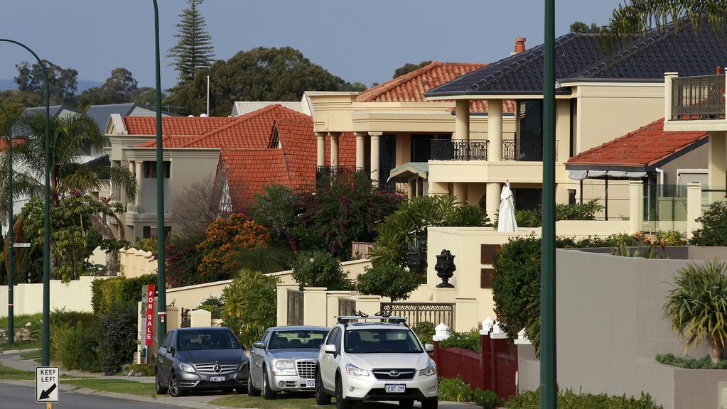 Perth homeowners will spend most of their working lives buying and upgrading the family home. Picture: File image
