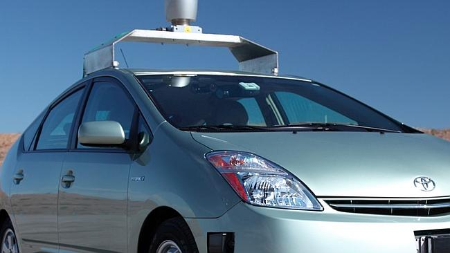 Would you trust this car on the roads? Google's driverless car is a result of the 'Moonshot factory'