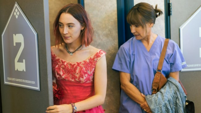 'Lady Bird' is a must-see, just listen to these women. Photo: Universal