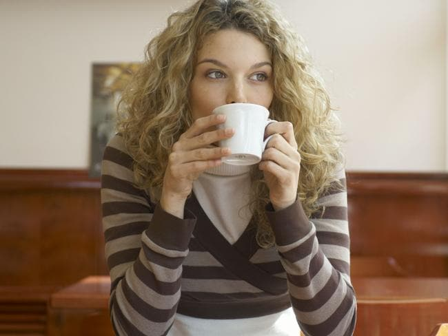 Stop and smell the coffee, it will help you keep a check on reality. Picture: Thinkstock