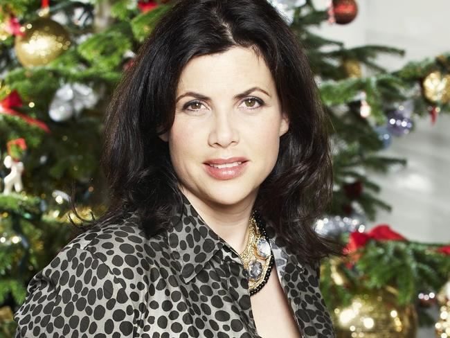Television presenter Kirstie Allsopp would tell her daughter to 'have a child by 27'. Picture: Supplied