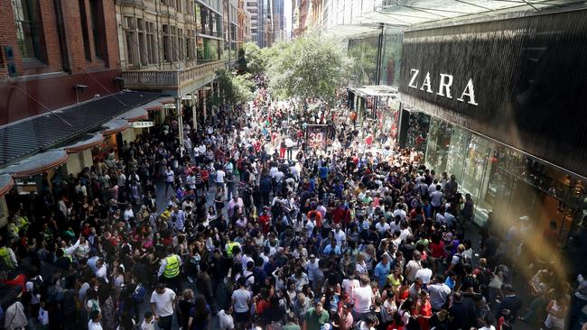 Boxing Day sales in Melbourne October Melbourne is known for it's shopping, but the large amount of shops makes it hard to know where to look for the best Boxing Day sales.
