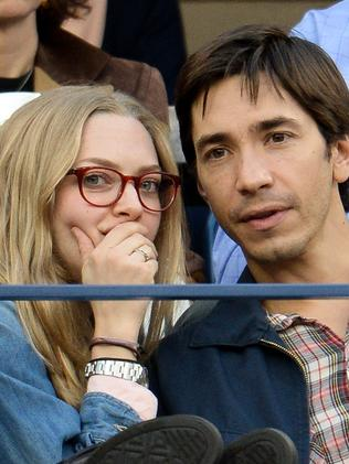 Amanda Seyfried and Justin Long were together from 2013-2015. Picture: Splash