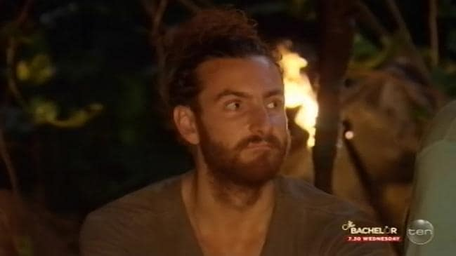 Survivor evictee leaves nothing behind