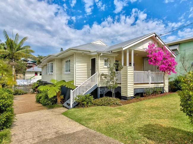 Some homes, such as this one in Auchenflower, Brisbane, are selling before auction as buyers look to purchase before the end of the year. But the market varies widely around Australia and in some states, it might be better to wait.
