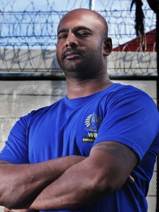 Bali Nine death row prisoner ... Australian Myuran Sukumaran.