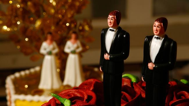 Gay wedding cakes in Australia Bakers will be banned from