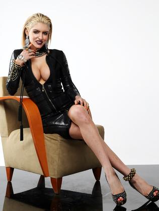 Grecko announced her engagement to Geoffrey Edelsten earlier this month.