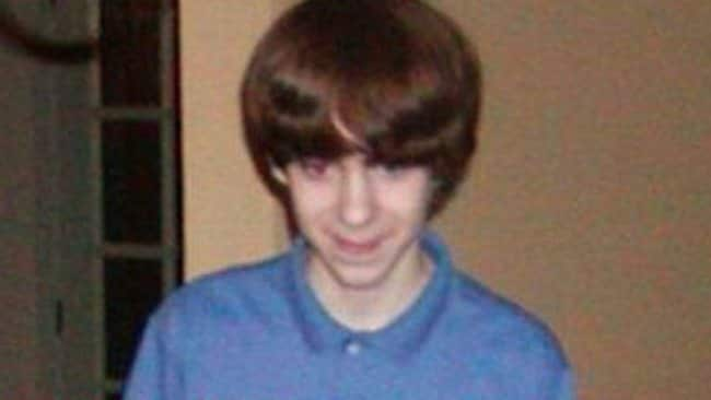 A 2005 picture of Adam Lanza, who carried out one of the deadliest school shootings in the US.