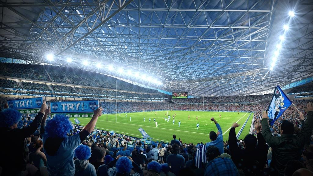 Sydney S 1 5 Bid For Sporting Glory Massive Overhaul Of