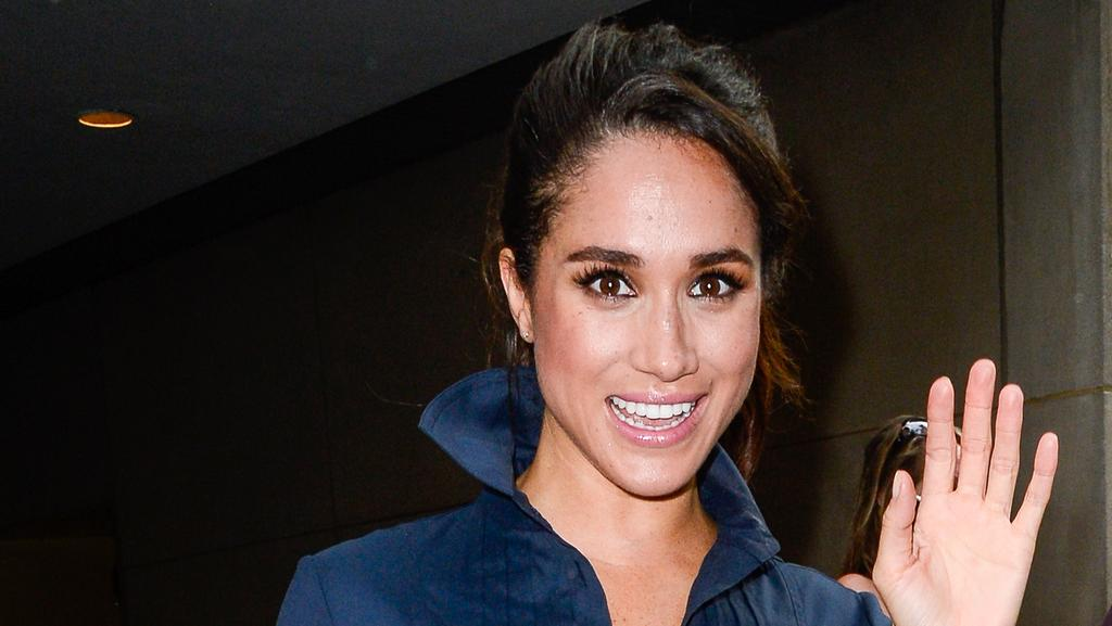 Actor Meghan Markle has arrived in London for Pippa Middleton's wedding this weekend, which she'll attend with boyfriend Prince Harry. Picture: GC Images