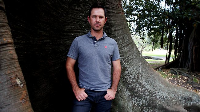Ricky Ponting's new book is sure to ruffle a few feathers. Picture: Sam Mooy.