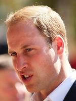 Prince William, Duke of Cambridge arrives at the Winmalee Guide Hall in Winmalee, Australia. Picture: Getty