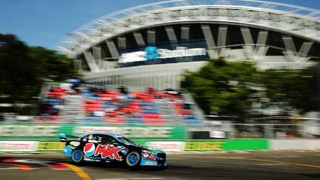 V8 Supercars 2016 Race To Be The Last At Sydney Olympic