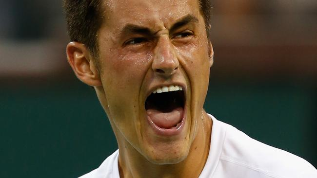 US police say Tomic could face jail over the charges.