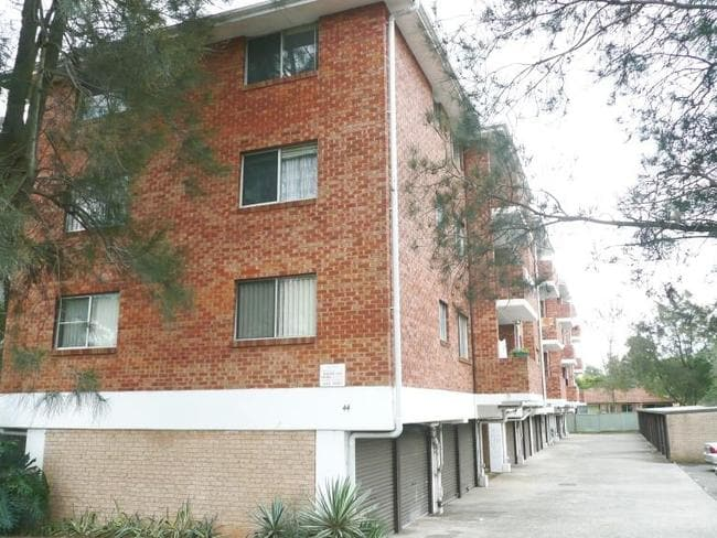 This unit in the Mount Druitt area is one of six properties purchased by Denny Jones. Picture: NSW real estate.