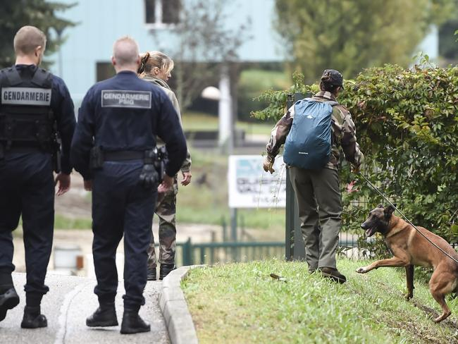 French police have arrested a man in connection with the disappearance of a nine-year-old girl during a family wedding in the Alps at the weekend, a source close to the probe told AFP. Picture: AFP.