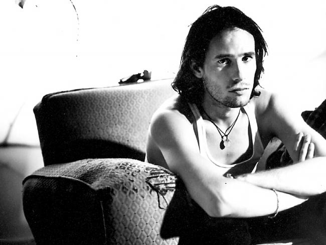 Jeff Buckley made two visits to Australia in two years: Picture: Jennifer Stute