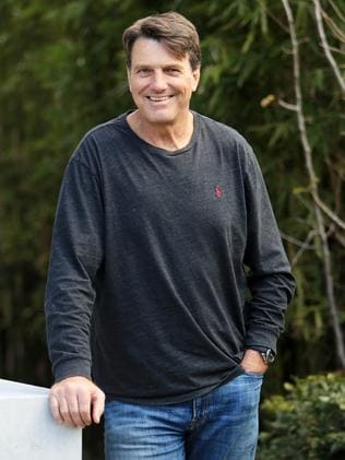 Former AFL coach Paul Roos. Picture: Aaron Francis/The Australian