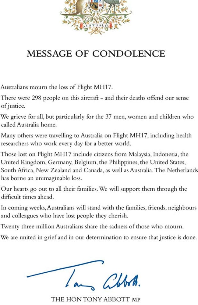 Doc12751650 Formal Letter of Condolence Formal Condolence – Formal Condolence Letter