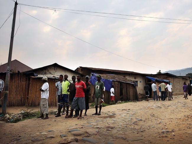 Beset by social unrest and civil war, Burundi has been named the least happy nation on Earth, beating out obvious contenders such as Syria. Picture: Spencer Platt/Getty Images