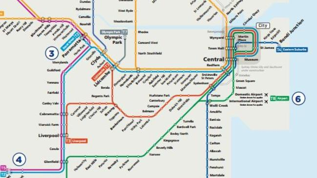 Sydney Trains Timetable change will make certain commutes longer
