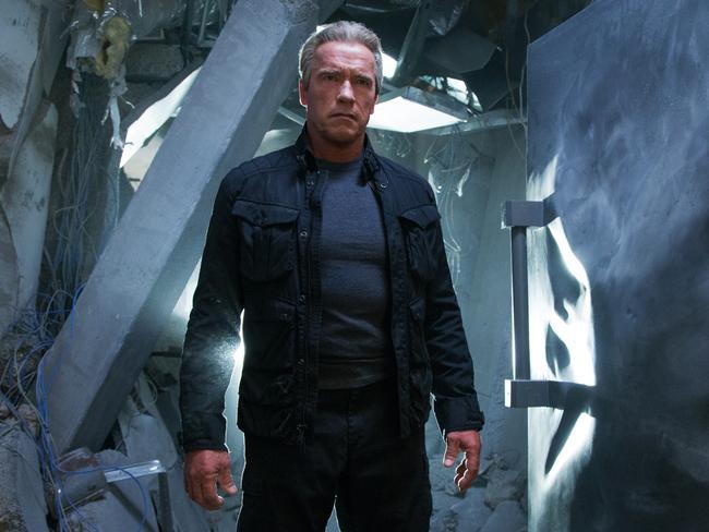 Terminator Genisys: How Arnold Schwarzenegger got his new ...