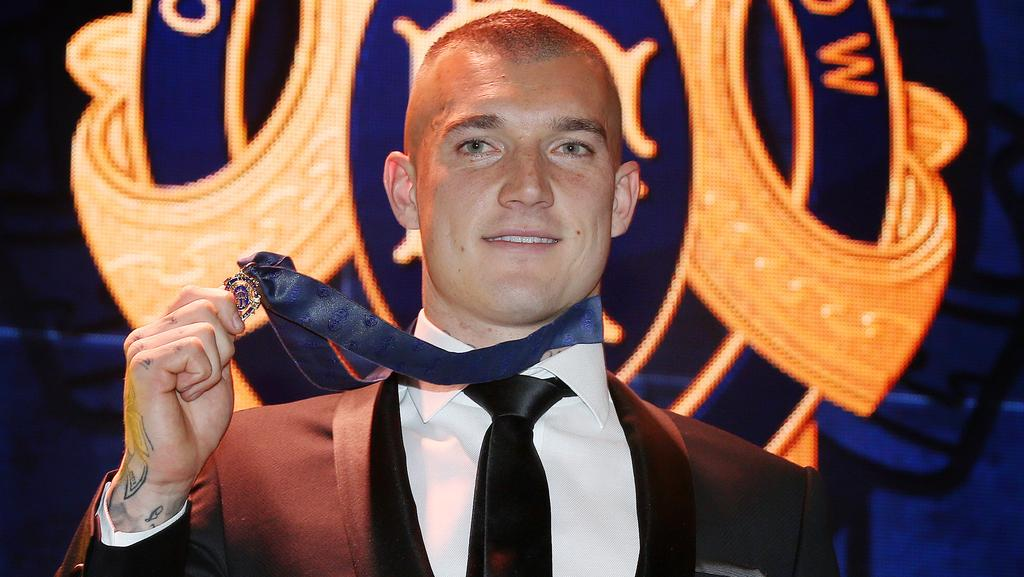 brownlow medal 2018 - photo #33