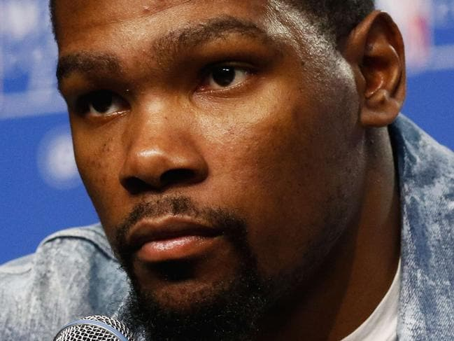 Why this could be Durant's OKC farewell