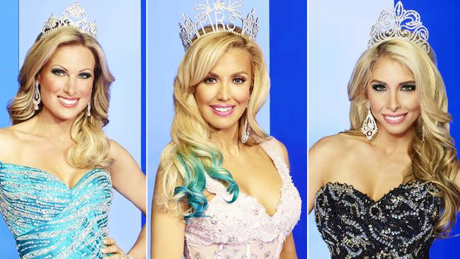 These women spend big bucks fiercely competing on the beauty pageant circuit. Photo: Bravo TV