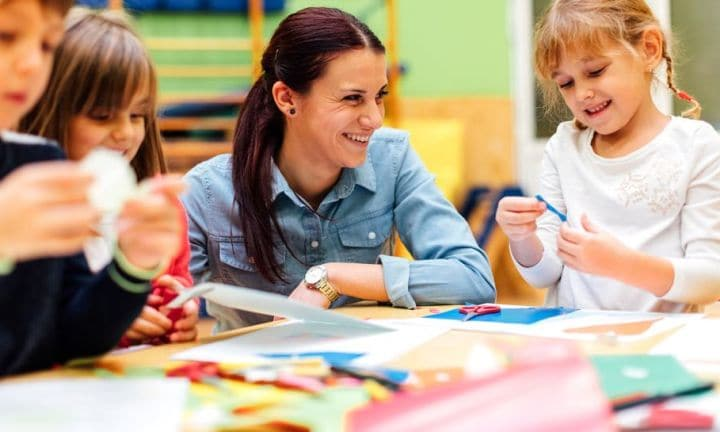 Early childhood educators don't need thanks - they need a pay rise
