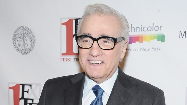 Filmmaker Martin Scorsese. Picture: Getty Images