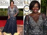 Viola Davis arrives at the 73nd annual Golden Globe Awards, January 10, 2016, at the Beverly Hilton Hotel in Beverly Hills, California. Picture: Supplied