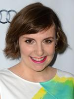 If you guessed actress and executive producer/creator Lena Dunham you'd be correct. Picture: Mark Davis/Getty Images