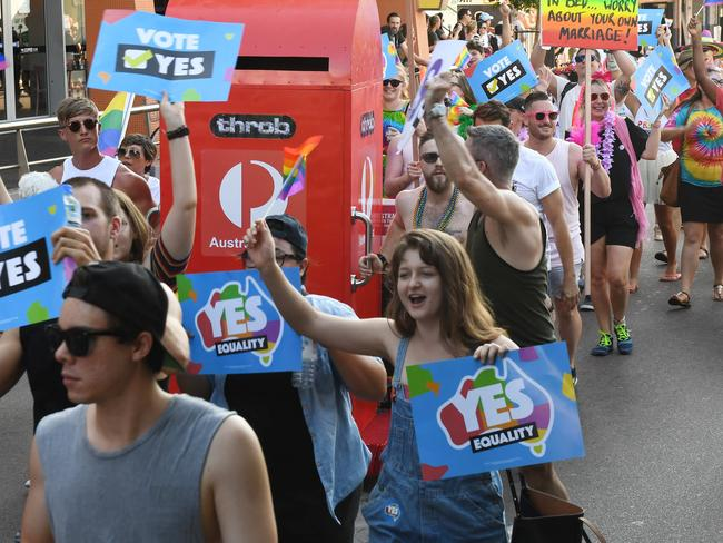 Darwin Pride Festival is back and bigger than ever with a 10-day program full of events Social, news, Color      Pic Katrina Bridgeford.