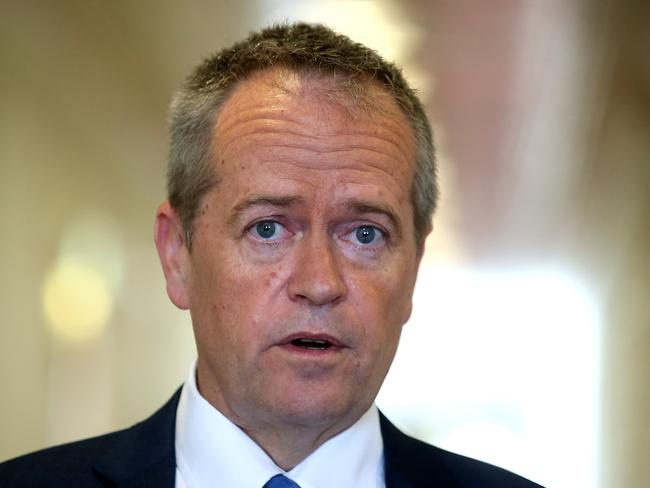 Opposition Leader Bill Shorten called for a Banking Royal Commission at the last election. Picture: Kym Smith