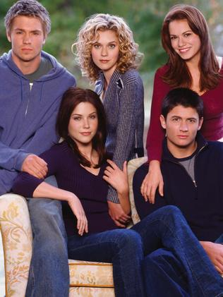 Cast of One Tree Hill. Pic: Supplied