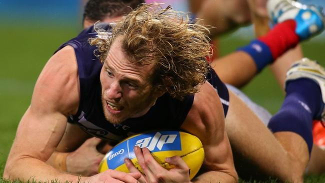David Mundy is weighing up his AFL future. Picture: Paul Kane/Getty Images