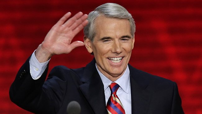 Rob Portman has come out in favour of same sex marriage.