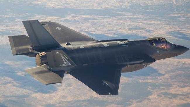 US President-elect Donald Trump said the cost of the F-35 program is out of control. Picture: Department of Defence