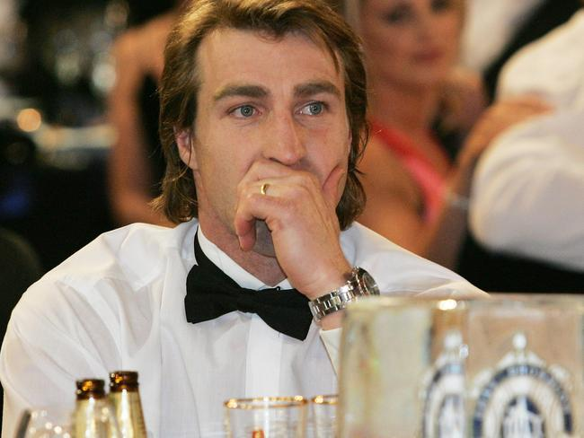 Scott West follows the 2006 Brownlow count closely.