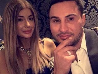 The Mehajers, in happier times