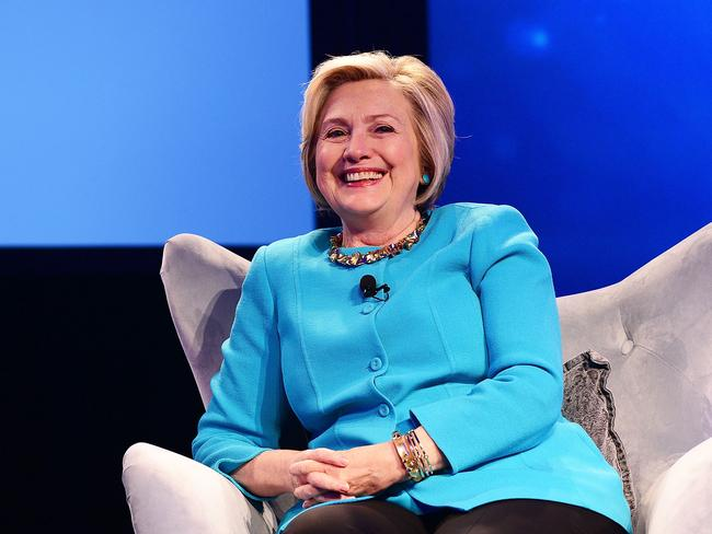 She may have lost the election, but Republicans are still gunning for Hillary Clinton over her use of a private email server. Picture: Lisa Lake/Getty Images for Geisinger Symposium