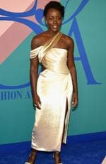 NEW YORK, NY - JUNE 05: Lupita Nyong'o attends the 2017 CFDA Fashion Awards at Hammerstein Ballroom on June 5, 2017 in New York City. Picture: Dimitrios Kambouris/Getty Images/AFP